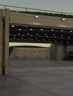 Hardened Hangar