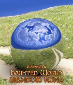 Greybro's Haunted World - Meadow Road HDRI