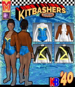 Kitbashers 040 MMG3F