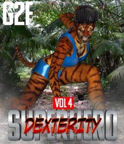 SuperHero Dexterity for G2F Volume 4