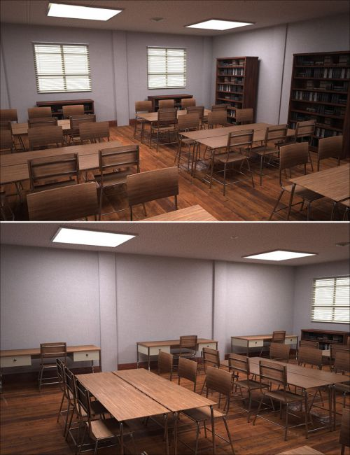 Library Study Room