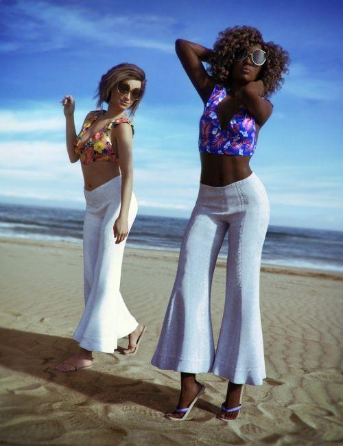 Boho Summer for Genesis 8 Female(s)