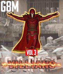 SuperHero Villians for G8M Volume 3