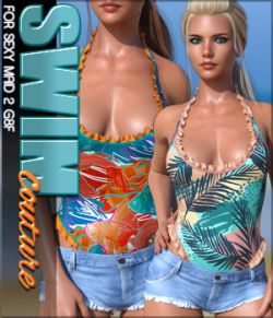 SWIM Couture for Sexy Maid 2 G8F