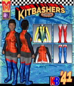Kitbashers 041 MMG3F