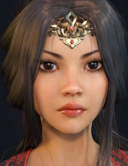 Minha for Genesis 8 Female