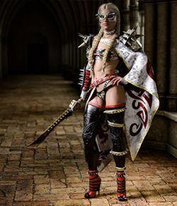 S3D Dark Fantasy Textures for Silk Shadow