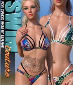 SWIM Couture for Candid Bikini G8F
