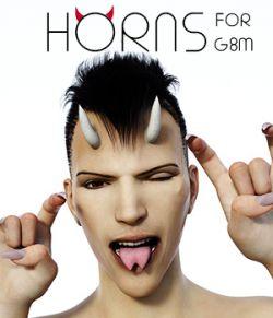 Horns for G8M