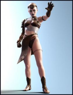 dForce Morphea Set HD for Genesis 8 Female