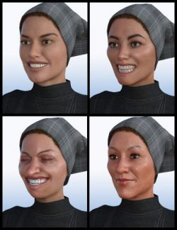 Sweet Smiles for Genesis 8 Female(s)