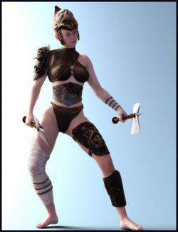 Accessories and Weapons HD for Morphea Set