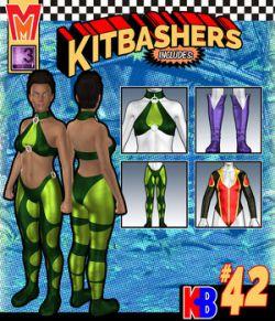 Kitbashers 042 MMG3F