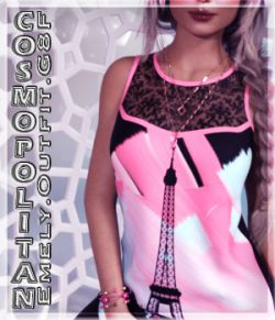 Cosmopolitan Emely Outfit G8F
