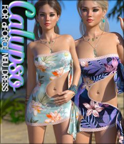 Calypso for dForce Neiu Dress G8F
