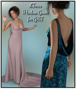 dForce - Harlow Gown for G8F