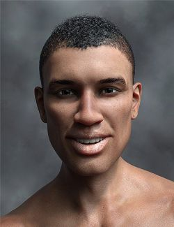 Bomani HD for Genesis 8 Male
