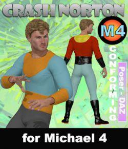 Crash Norton for Michael 4