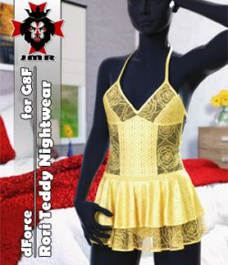 JMR dForce Rori Teddy Nightwear for G8F