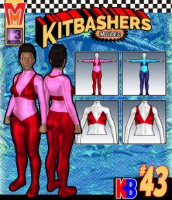 Kitbashers 043 MMG3F