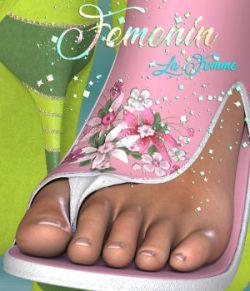 DA-Femenin for LA Thong Stiletto
