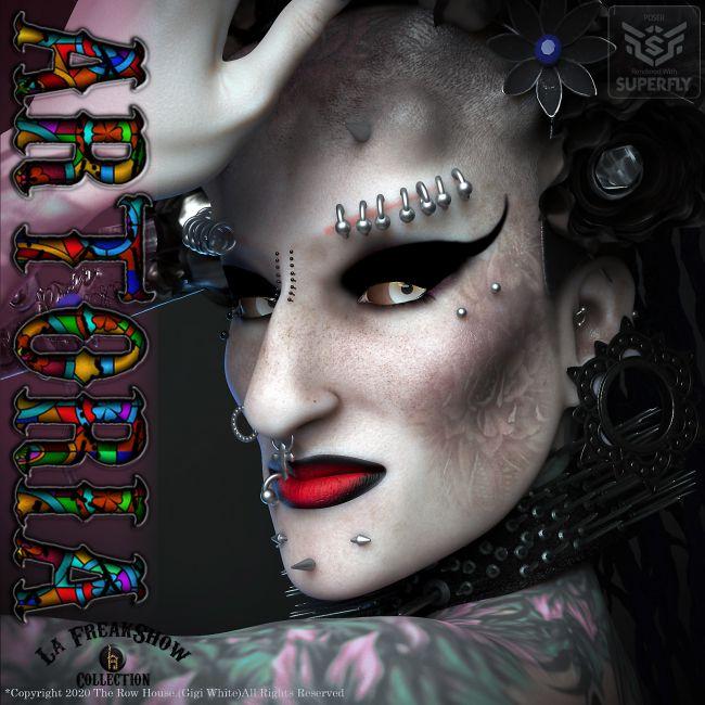 ARTORIA La Freak Jewellery Kit - POSER