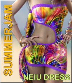 Summerjam- 16 Styles Neiu Dress