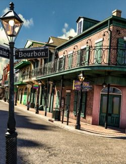 SW French Quarter- Chrizzler's Corner