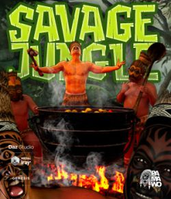 Savage Jungle DS