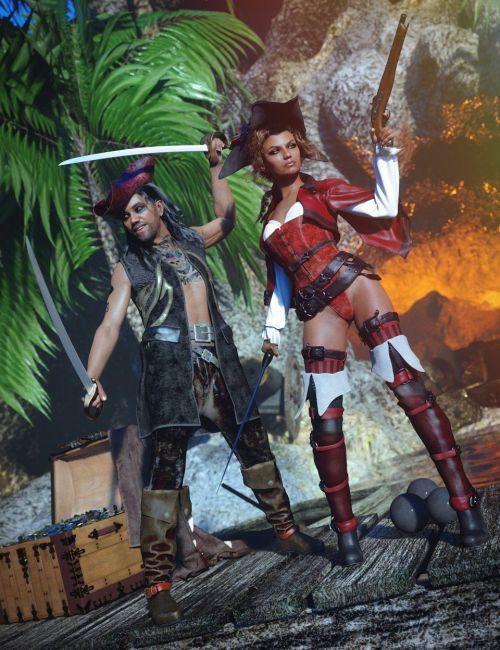 Return to Treasure Island Bundle