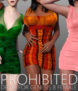 Prohibited Dress for G8F
