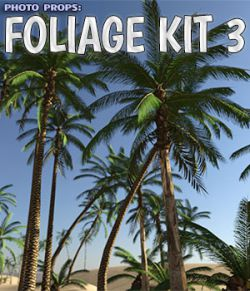 Photo Props: Foliage Kit 3