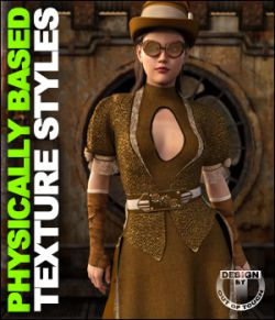 OOT PBR Texture Styles for Victorian Steampunk