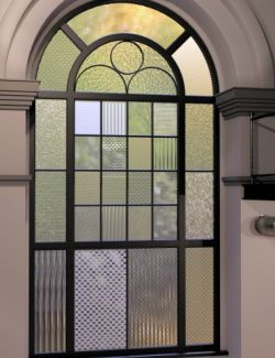 Architectural Glass Shader Presets for Iray