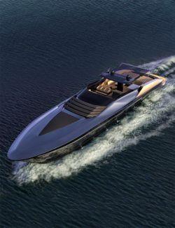 AJC Royal Marlin Yacht