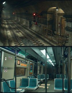 Subway Tunnel Environment