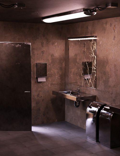 X3D Bathroom