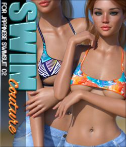 SWIM Couture for Japanese Swimsuit 02