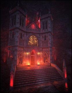 Castillo del Diablo Iray Addon