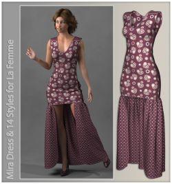 Mira Dress for La Femme