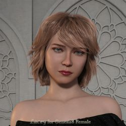 Lacey for Genesis 8 Female