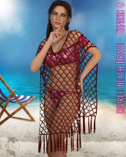 dforce - Beach Drape - Genesis 8