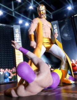 Get In the Ring Wrestling Bundle