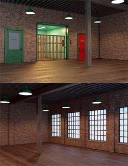 Factory Loft Space