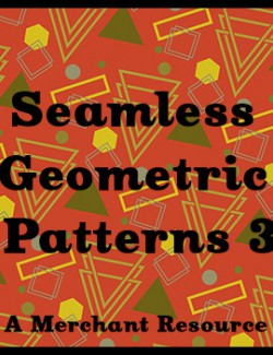 Seamless Geometric Patterns 3