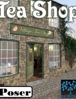 Tea Shop for Poser