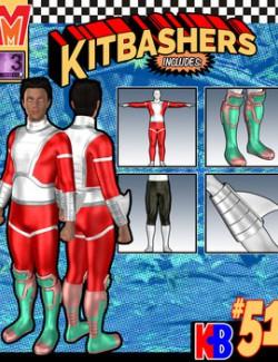 Kitbashers 051 MMG3M