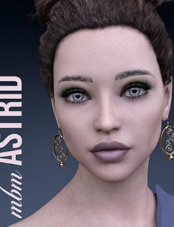 MbM Astrid for Genesis 3 and 8 Female
