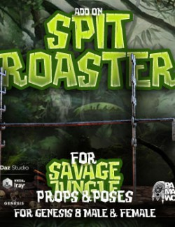 Spit Roaster For DS