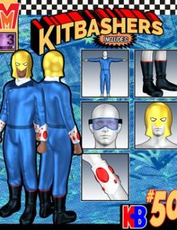 Kitbashers 050 MMG3M